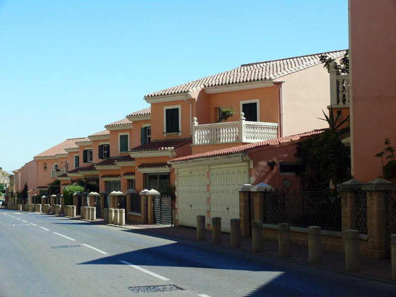 Catalan Terraces Image