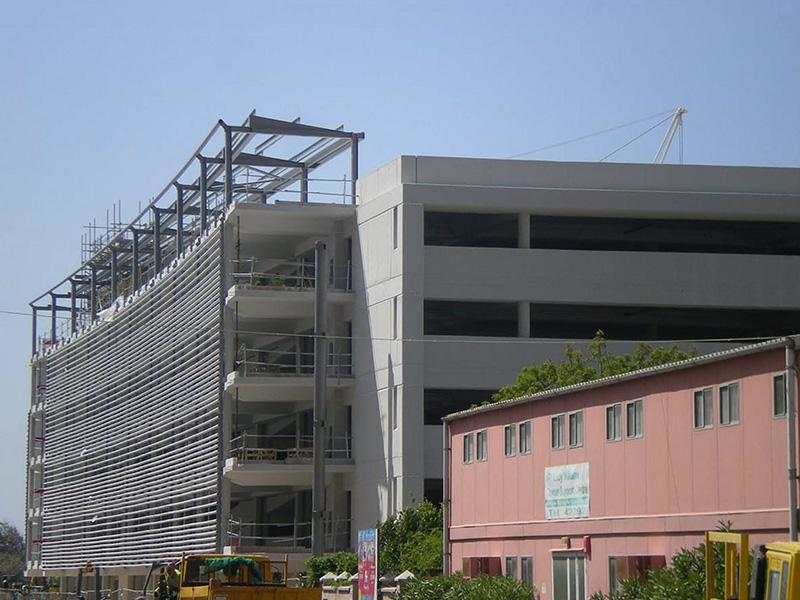 Multi Store Parking Facility Image
